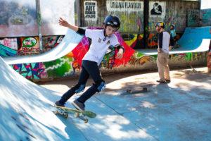 Sommerferien Skateboardkurs in Salzburg