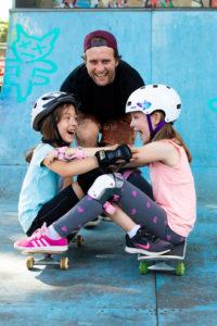Skateboard Ferienprogramm in Salzburg